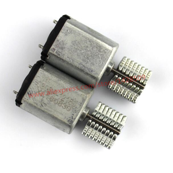 030 3V micro vibration motor 4 8MM Micro DC motors for Science and Technology Making model of vibration in DC Motor from Home Improvement