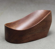 Unique African Red Sandalwood Solid Wood Art Tobacco Smoking Pipe Holders High Quality Portabel Pipes As Gift LFB250