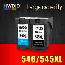 2 Paketi PG545 CL546 XL mürekkep kartuşları PG 545 CL 546 için uygun Canon IP 2850/MX495/MG2950/MG2550/MG2450 yazıcılar