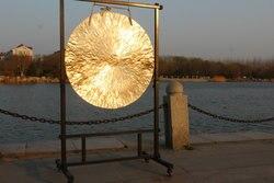 Echt Mannual Traditionellen Chinesischen 16 ''Wind Gong