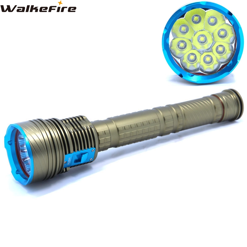 Aliexpress.com : Buy 20000LM Underwater Dive Light led ...
