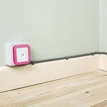 Mini LED 0.5W Night Light Control Auto Sensor Baby Bedroom Lamp