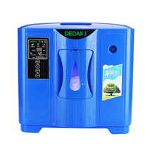 цена на DEDAKJ DDT-2F Portable Oxygen Concentrator Generator Household Portable Machine Home Air Purifier 220V Free Shipping