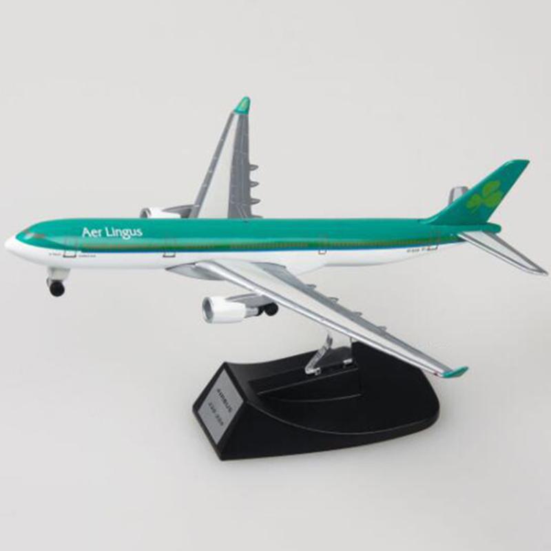 Airbus Maskapai Model Diecast 18