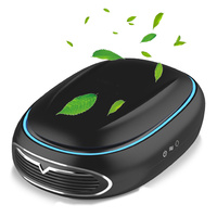 New Intelligent Negative Ion Removal of Formaldehyde PM2.5 Vehicle USB Air Purifier