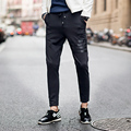 2016 Harem Pants New Style Fashion Casual Skinny Sweatpants Sport Pants Trousers Drop Crotch Pants Men Joggers Sarouel