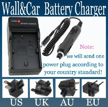 Battery <font><b>Charger</b></font> for <font><b>JVC</b></font> Everio GZ-MS120AU,GZ-MS120BU,GZ-MS120RU,GZ-MS130BU,GZ-MG360BU,GZ-MG630AU,GZ-MG630RU,GZ-MG630SU <font><b>Camcorder</b></font>