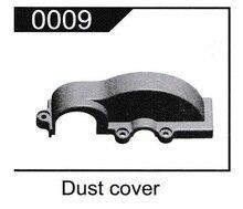 цена MEOA Wltoys 12428 12423 RC Car Spare Parts 12428-0009 Dust Cover Shield Dust Cap WLtoys parts Accessories Dust proof Cap онлайн в 2017 году