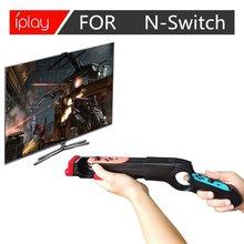 Nintend переключатель NS Joy-con игры периферийные устройства рукоятка чувство стрельба пистолет ручка держатель джойстика для nintendo переключатель контроллер