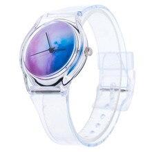 JINEN модные женские туфли классические цифровые часы силиконовой лентой светодиодный Спорт на открытом воздухе Повседневное студент Наручные часы