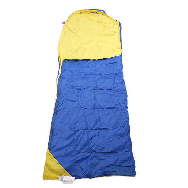 NatureHike Ultralight Camping Sleeping Bag Adult Tents Cotton Filler Envelope Outdoor Warm Spring Autumn Hiking Bags 2.2*0.75M
