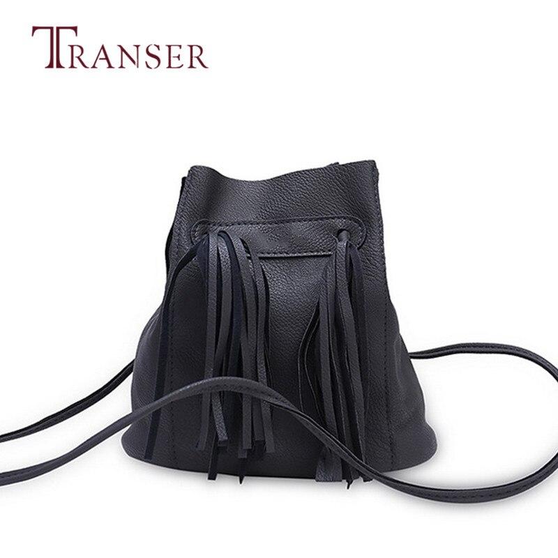 transer senhoras bolsa de couro Number OF Alças/straps : Único
