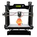 Geeetech M201 3D Printer 2-In-1-Out Extruder Reprap Prusa I3 DIY Kit  .STL, G-code High Resolution Impressora LCD