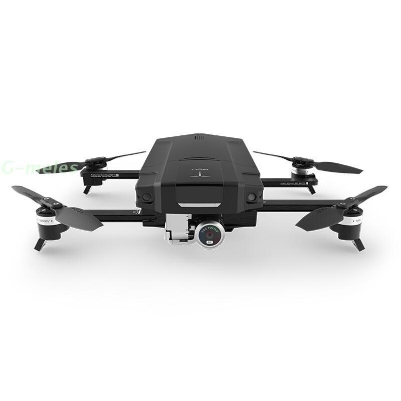 A ESTRENAR Original GDU O2 Drone Wifi FPV con 3 eje cardán estabilizado 4 K Cámara obstáculo evitación RC drone Quadcopter