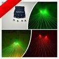1 unids estrellas rayo galaxy guantes dancing stage show de luz láser verde con 4 unids láseres y 80 haces de luz para DJ Club/Partido/Bares