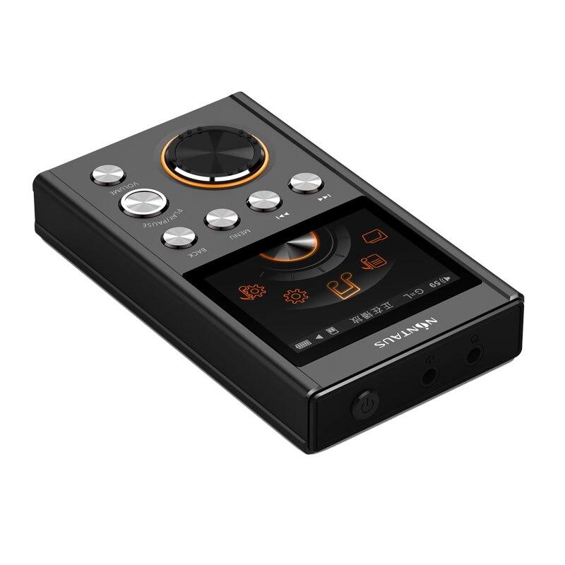 AK NiNTAUS X10 MP3 Lecteur Version Améliorée DSD64 HIFI Musique qualité supérieure Mini Sport DAC WM8965 CPU 16 GB - 3