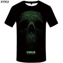 """Geek """" Virus"""" T-Shirt"""