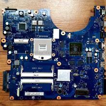 HOLYTIME материнская плата для ноутбука samsung R780 BA92-06142A HM55 DDR3 GT330/1 GB неинтегрированная видеокарта полностью протестирована