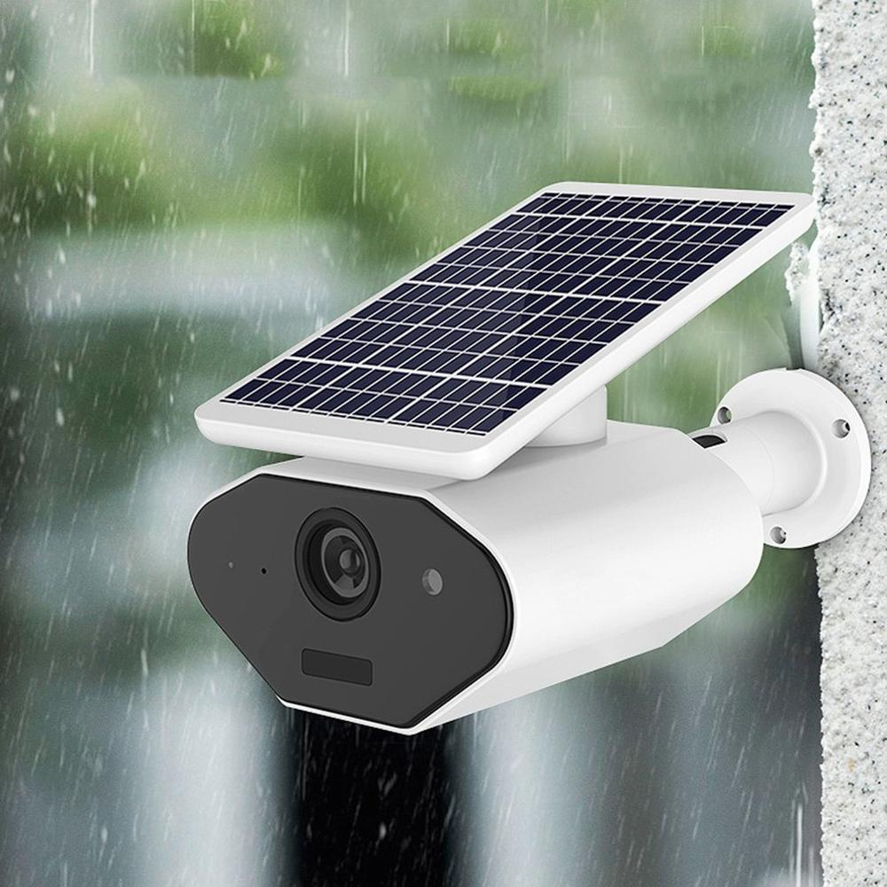 A5 1080P Solar IP Camera Wireless Wi-fi Security Surveillance Waterproof Outdoor Camera IR Night Vision Solar Power HD CamA5 1080P Solar IP Camera Wireless Wi-fi Security Surveillance Waterproof Outdoor Camera IR Night Vision Solar Power HD Cam