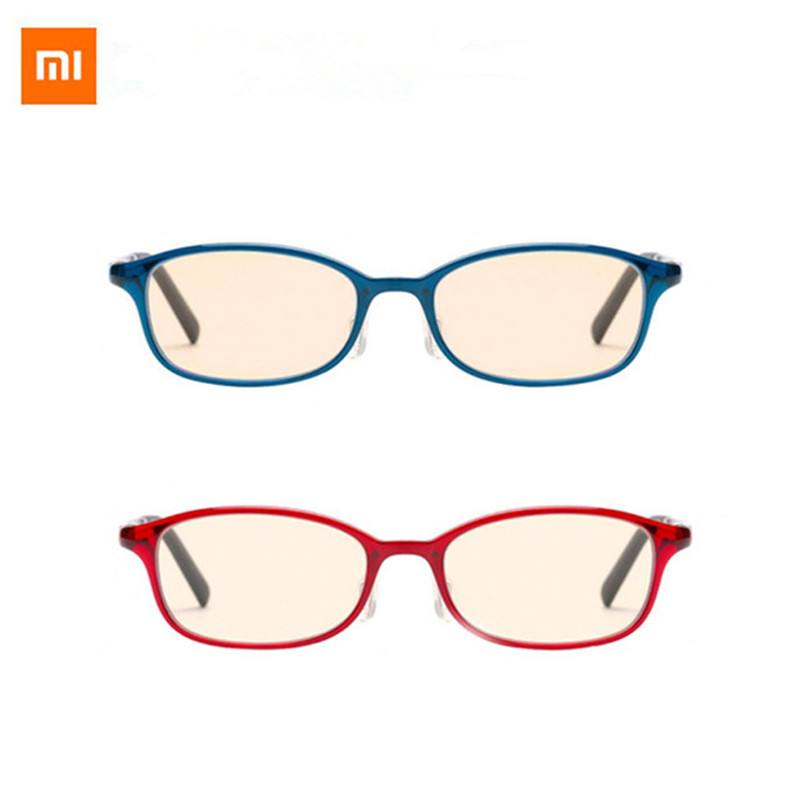 Styling Accessories Xiaomi Ts Childrens Computer Glasses Anti Blue Ray Goggles Glasses Super Light 50% Uva Uvb Rate Eye Protector Turok Steinhardt Styling Tools
