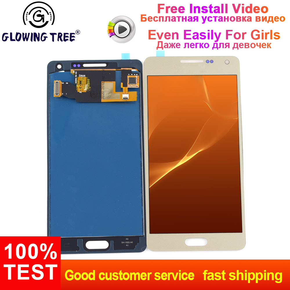 a500 display For Samsung Galaxy A5 2015 A500 A500F LCD A500FU A500M A500Y A500FQ Touch Screen Glass + LCD Display Assemblya500 display For Samsung Galaxy A5 2015 A500 A500F LCD A500FU A500M A500Y A500FQ Touch Screen Glass + LCD Display Assembly