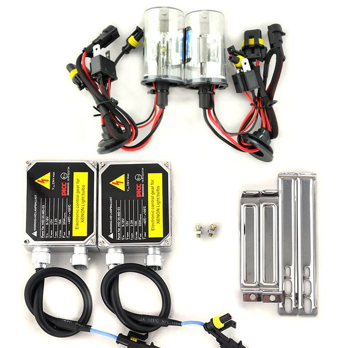 Hi-Halogen Lo-Xenon HID Xenon Conversion Kit H4 2 6000K  [DC14] стоимость