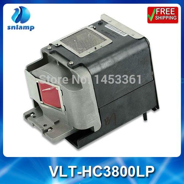 ФОТО Alibaba china cheap projector osram mercury lamp VLT-HC3800LP for HC4000 HC3800 HC3900 HC3800U HC4000U...