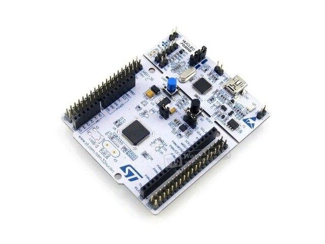 NUCLEO-F030R8 # STM32F0 STM32F030 STM32 Placa de Desenvolvimento suporta para ard, incorporado ST-LINK