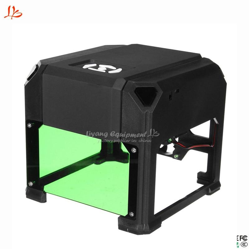 DIY Desktop Laser Engraver Machine DIY Logo Mark Printer Cutter CNC Laser Carving Machine in USB Port цена