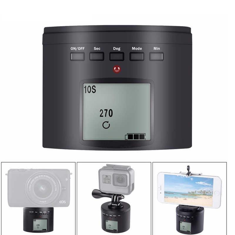 Электрический Адаптер штатива многофункциональный поворотный кронштейн для Gopro Hero 7 Osmo Action для iphone цифровой камеры 360 мульти-камера