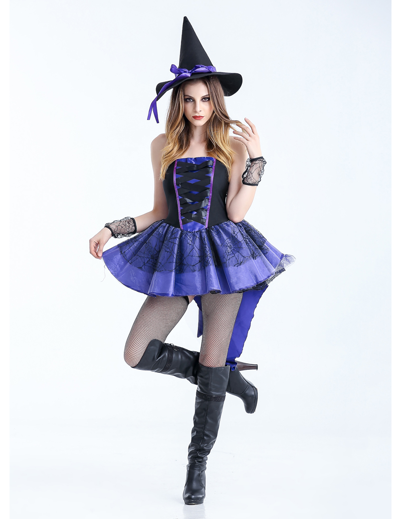 Online Get Cheap Purple Witch Costume -Aliexpress.com   Alibaba Group