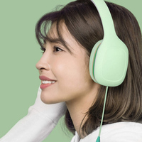 Original Xiaomi HIFI Music Headphones Easy Version Button Control Headphone Headset With Mic Stereo Noise Isolating