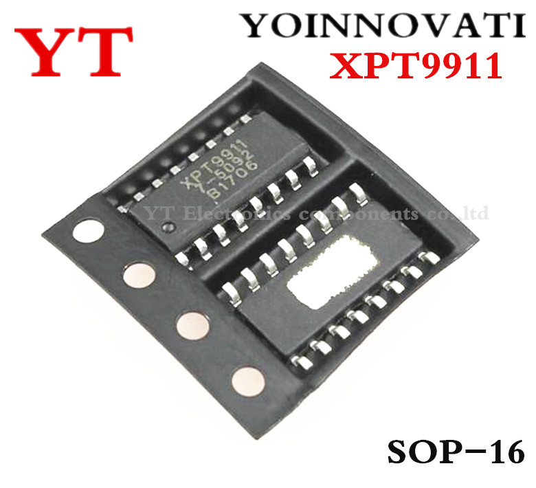 Free Shipping 10pcs/lot XPT9911 9911 SOP16 Best Quality
