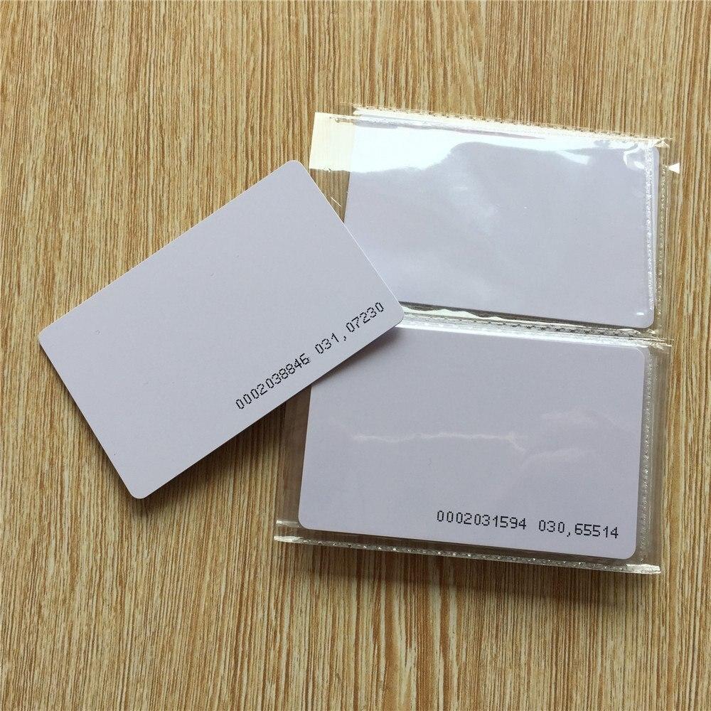 OBO HANDS RFID 125KHz Proximity Door Control Entry Access EM4100 card-0.9mm (pack of 200) turck proximity switch bi2 g12sk an6x