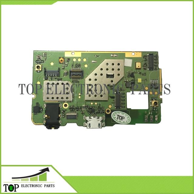 Original nuevo funcionan bien para lenovo p780 placa madre placa principal placa base principal 4 gb rom sin botón de volumen