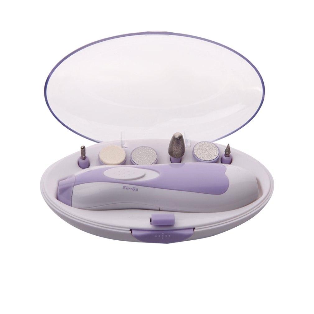 Nagel Trimmer Set Elektrische Baby Nagel Trimmer Schere Nagel Pflege Werkzeuge Nagel Trimmer Maniküre Set Für Frau Baby