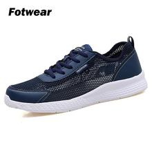 Fotwear Mens Outdoor Mesh Sneakers casual shoes with good breathablity Walking comfortable style Responsive cushioning