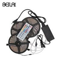 BEILAI 2835 RGB LED S Tripกันน้ำDC 12โวลต์300LED 5