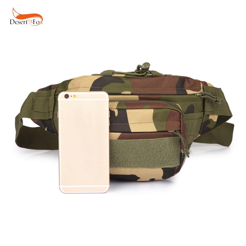 9Color 8L Tactical Ryggsäck Vattentät Oxford Camouflage Fritidsväska för Utomhus Ridning Ridning Bergsklättring