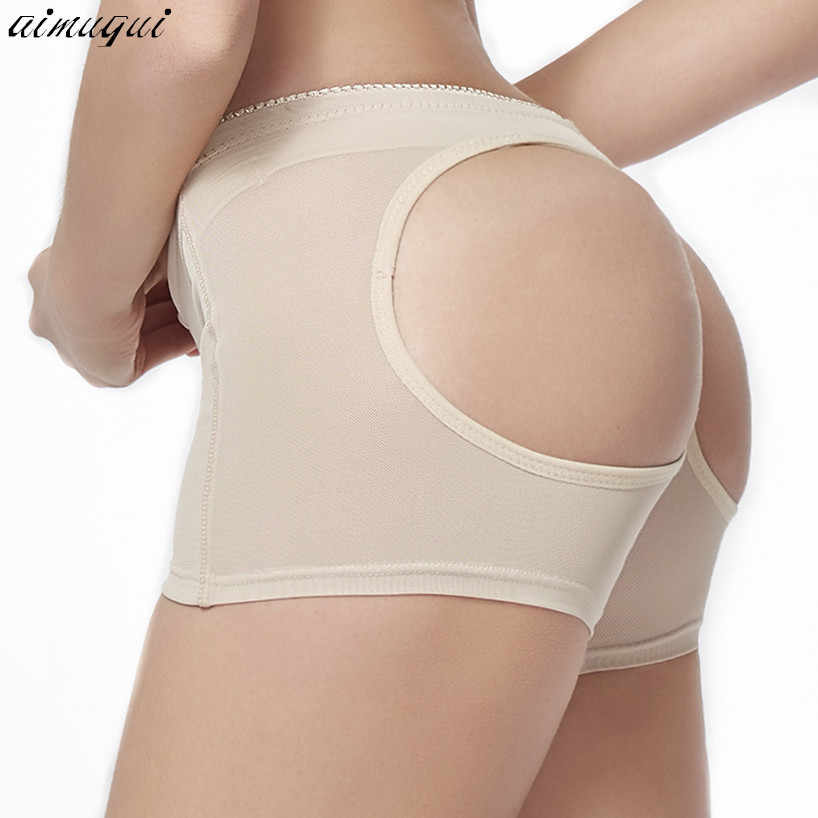 9ce65a6cb ... Sexy shapewear butt lift panty body shaper butt lifter with tummy  control women booty lifter panties ...