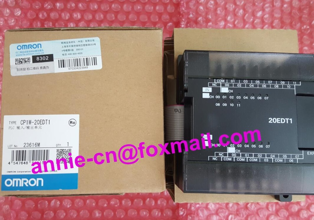 New and original   CP1W-20EDT1   OMRON   PLC controller cp1w 16er new and original omron plc controller plc module
