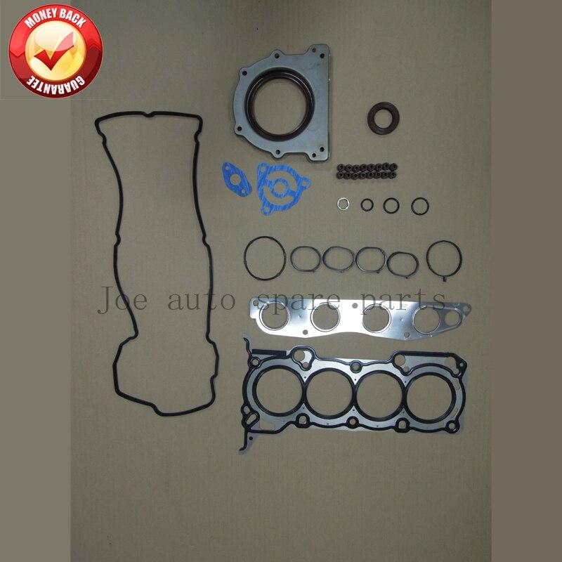 4A91 Motore completo kit Completo Guarnizioni Set per Mitsubishi Galant Fortis 1499cc 1.5L 2008-up MW300358 50304600