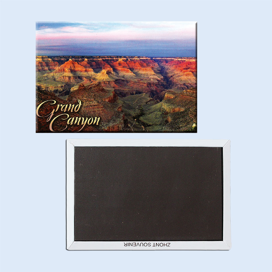 UNESCO World Heritage , Seven Natural Wonders of the World,Grand Canyon Postcard Magnets 21545