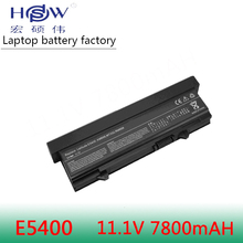 7800mAH Battery For dell Latitude E5400 E5410 E5500 E5510 0RM668 312-0762 312-0769 312-0902 451-10616 451-10617 KM668 KM742 original replacement phone battery for huawei enjoy 5 tit al00 cl10 honor 4c pro y6 pro hb526379ebc rechargeable battery 4000mah