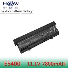 7800mAH Battery For dell Latitude E5400 E5410 E5500 E5510 0RM668 312-0762 312-0769 312-0902 451-10616 451-10617 KM668 KM742
