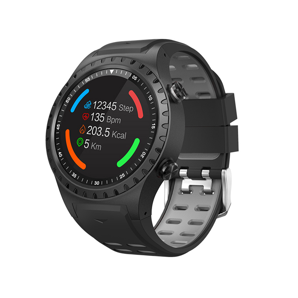 <font><b>M1</b></font> Smart <font><b>Watch</b></font> Support SIM Card Bluetooth Call Compass GPS <font><b>Watch</b></font> IP67 Waterproof Multiple Sport Modes Long Time Standby image