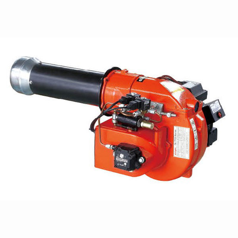 OL26FT Two-Stage Diesel Burner Industrial Light Oil Burner 117-271 KW 10~23Kg/h For Boilers Heating