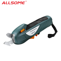 ALLSOME Electric Pruning Scissors 0 16mm Pruning Shears 7.2V Lithium Battery Garden Pruner HT2669