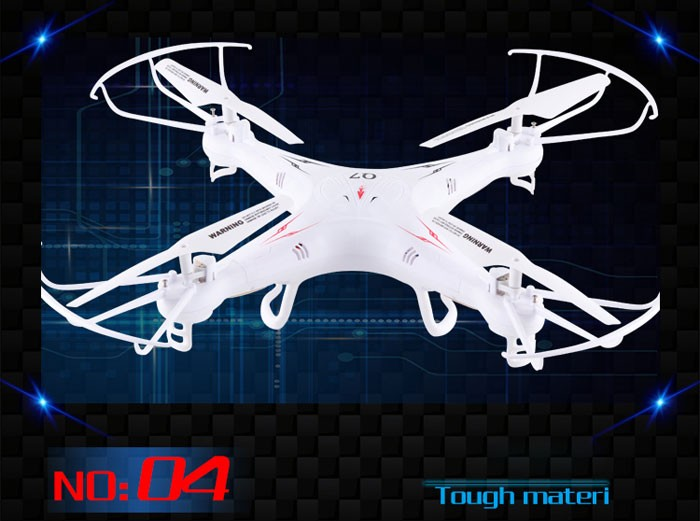 D4 New Arrival Top Selling FY326 Q7 2.4G 6-Axis Gyro 4-CH UFO RC Quad-copter RC Quadcopter Helicopter with LED Colorful Lights