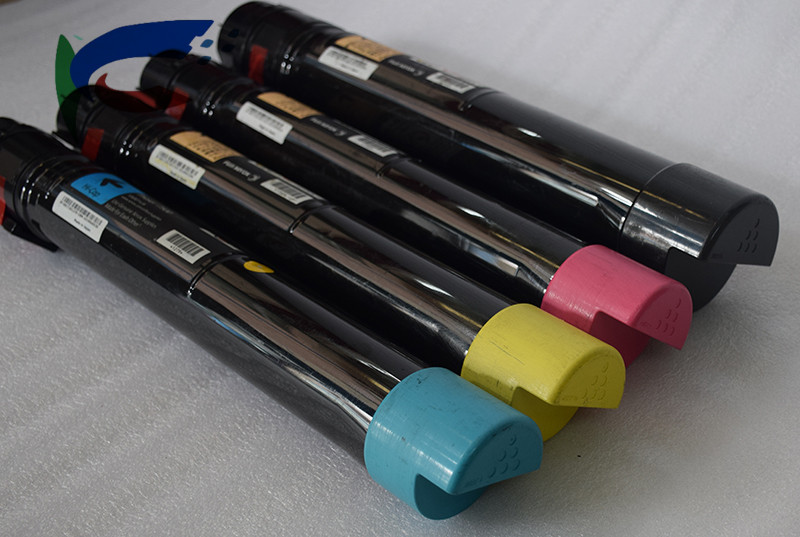 1 комплект 4 вида цветов BK C Чернила YM офисная Электроника принадлежности для принтера тонер картридж копировальный аппарат для DCC6550 DCC5400 DCC6500